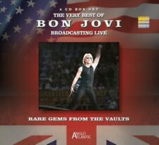 The Very Best Of Bon Jovi Broadcasting Live - Rare Gems from the . 5060420342918