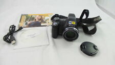 Sony Cybershot DSC-H5 7.2MP Digital Camera 12x Image Stabilized Zoom