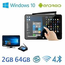 PIPO X9 Tablet Smart Mini PC TV Box, Dual Windows & Android System, 2G/64...