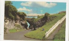 The Ravine Roker Park Seaburn 1973 Postcard 714a