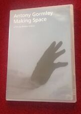 Antony Gormley Making Space DVD British Sculptor Artist RARE OOP