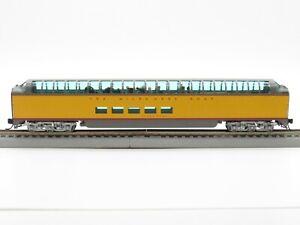 N Scale Used Railway Classics Brass Passenger Car Milwaukee Road Superdome
