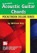 Mel Bay: Acoustic Guitar Chords - Pocketbook Deluxe Series