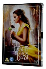DISNEY BEAUTY AND THE BEAST & Limited Collector's O-ring Slipcover Sleeve DVD