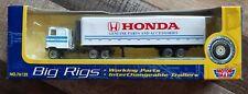 MotorMax BIG RIGS Honda Exclusive Diecast Trucks