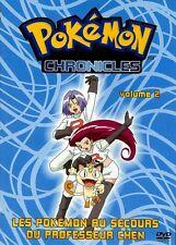 POKEMON CHRONICLES VOLUME 2 / DVD DESSIN ANIME NEUF/CELLO