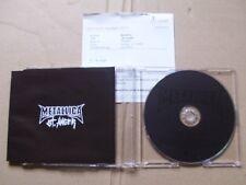 Metallica, St. Anger (Single Edit. 5:38) + (7:21) MCD M -/M-prodotto info/VG + VERTIGO