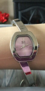 Carvel Silver Tone Watch Christmas Birthday Mother's Valentine Gift
