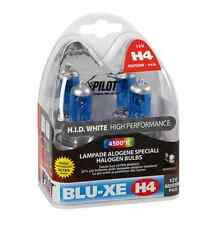 Lampada Alogena Blu-Xe 4500K H4 12V 60/55W P43t 2PZ Scatola Plast. COD. 58184