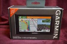 "New Garmin Drive 6 USA LM EX 6"" GPS Navigator (Next Gen Nuvi) w/ Lifetime Maps"