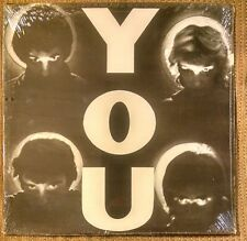 You You Are Coming LP Empire Post Punk~new wave~synth~minimal~KBD Private~SEALED