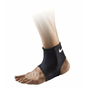 Nike Pro Open Ankle Sleeve Running Sports Lightweight Breathable Support