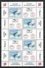 s11105) AUSTRIA 2006 MNH**  Stamp Day  M/S