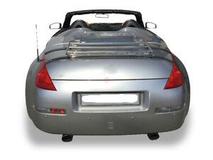 Portapacchi Heckträger- Nero Adatto Per Nissan 350Z &370Z 2003-heute