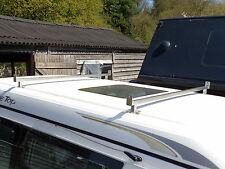 mazda bongo roof rack/bars stainless steel. FREE DELIVERY from bongo specialists