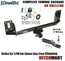 """FITS 2007-2017 BMW X-5 CLASS 3 TRAILER HITCH TOW PACKAGE  w 2"""" BALL  75600"""