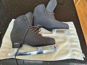 Edea overture mens figure skates size 305