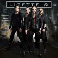 LIZETTE & - IGNITE   CD NEW