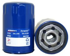 NEW Engine Oil Filter AC Delco Pro PF63E DURAPACK PF63F BULK 12 PER CASE OEM
