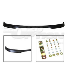 T-R PU FRONT BUMPER LIP SPOILER POLY URETHANE BODY KIT FOR 01-05 LEXUS IS300