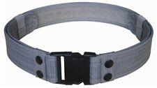 """T-Gear Tactical Utility Belt 2"""" Tactical Vest Patrol Rig Duty Belt ACU GRAY"""