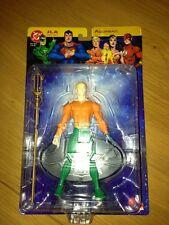 Dc Direct Jla Justice League Of America Series 1 Aquaman Figure. Moc