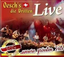 Schlager und Volksmusik's als Live-Edition vom Music Musik-CD