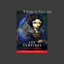 *LES VAMPIRES* Gothic Oracle Deck By Jasmine Becket-Griffith & Lucy Cavandish