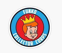 funko pop collection corps sticker Sticker decal car laptop cute