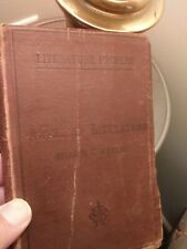 Literature Primers American Literature Mildred Cabell Watkins 1894 MOTHER'S DAY