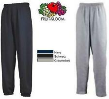 Fruit of the Loom Jogginghose S M L XL XXL Trainingshose Sporthose Jogging