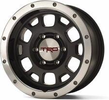 """Genuine Toyota TRD Black Beadlock Style 16"""" Tacoma 4Runner FJ Cruiser Wheel PTR1"""