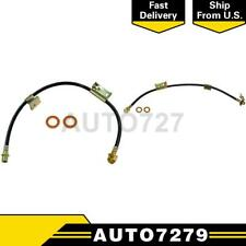 Brake Hydraulic Hose fits 2004-2006 GMC Yukon Yukon,Yukon XL 1500  ACDELCO GM OR