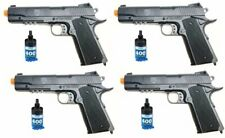 Refurbished Airsoft 4 Pack Umarex 1911 Spring Pistol Kits!
