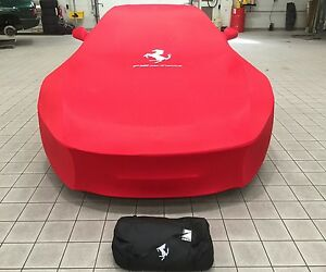 Genuine Ferrari F12 indoor car cover UPRATED BRAND NEW