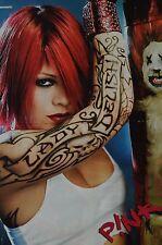 PINK - A3 Poster (ca. 42 x 28 cm) - Clippings Fan Sammlung NEU