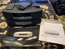 New listing Bose Wave Music System Awrcc1 With Multi Cd Changer Combo