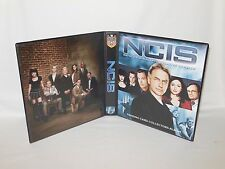 Custom Made NCIS Trading Card Binder Graphics Only
