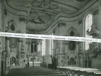 Ingstetten : Das Innere der Kirche  - um 1930        W 6-4