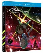 Eureka Seven: The Movie [New Blu-ray] With DVD, 2 Pack