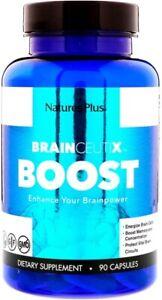 Brainceutix Boost by Nature's Plus, 90 capsule