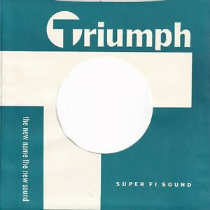 TRIUMPH Company, reproduction sleeve [ 15 pack ]