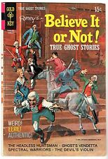 Ripley's Believe it or Not True Ghost Stories #18, Very Good - Fine Condition!