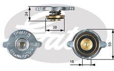 GATES Tapa, radiador FORD MERCEDES-BENZ PORSCHE 944 924 BMW Serie 2 OPEL RC113
