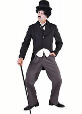 Halloween ADULT MENS Tuxedo Skeleton Costume Jacket Hat Mask Fancy Dress NEW H17
