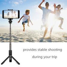 For Huawei P10 Wireless Bluetooth Control Tripod Stand 360°Rotation Selfie Stick