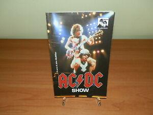 AC/DC SHOW LIBRO USATO SICURO