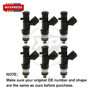 6x Fuel Injectors For Dodge Chrysler Sebring 2.7L 3.5L V6 0280158028 4591986AA