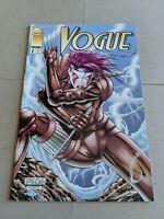 Vogue #1 October 1995 Image Comics Liefeld