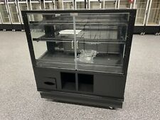 New listing Marco Lighted Bakery donut bread display case on casters Bak-619 self serve pan